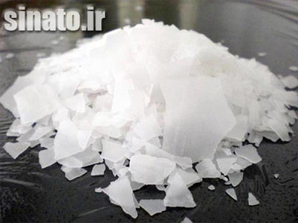 تولید سود پرک از سود مایع