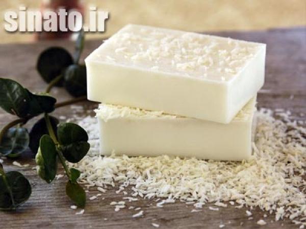 سود مایع در تولید صابون