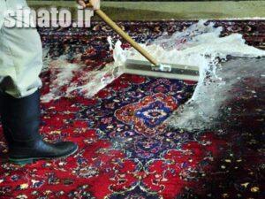 سود پرک در قالیشویی
