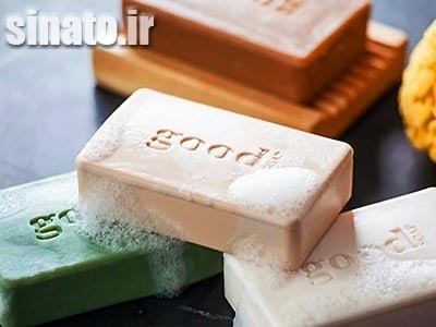 طرز تهیه صابون
