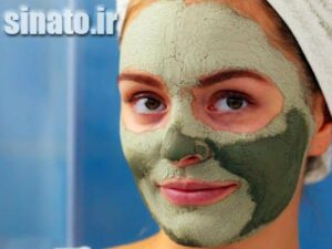 ماسک بنتونیت, ماسک صورت, ماسک برای جوش صورت,