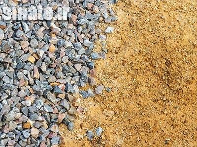 مصرف پودر سنگ بجای ماسه