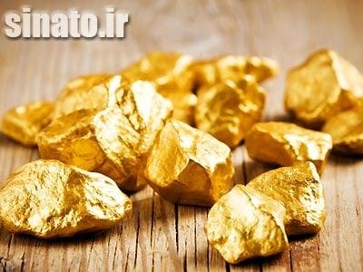 نقش سولفات آهن در طلاسازی
