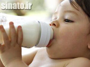 تشخیص مصرف سود پرک در تولید شیر و لبنات
