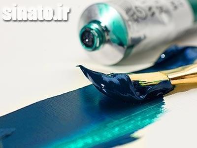 کاربرد سود مایع در تولید رنگ