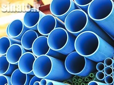 کربنات کلسیم در تولید لوله PVC