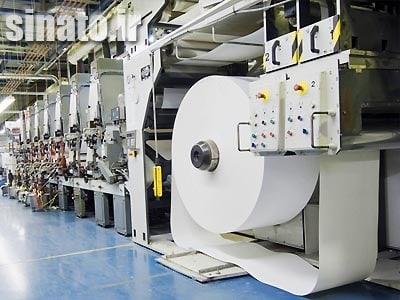 کربنات کلسیم در تولید کاغذ