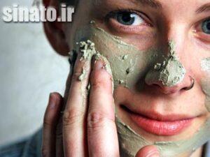 ماسک خاک رس