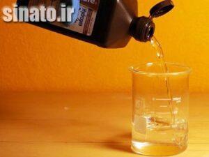 تهیه سود مایع از جوش شیرین